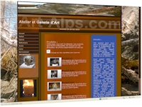 Creation Sites Internet - Art & Spectacles - Marseille Aix